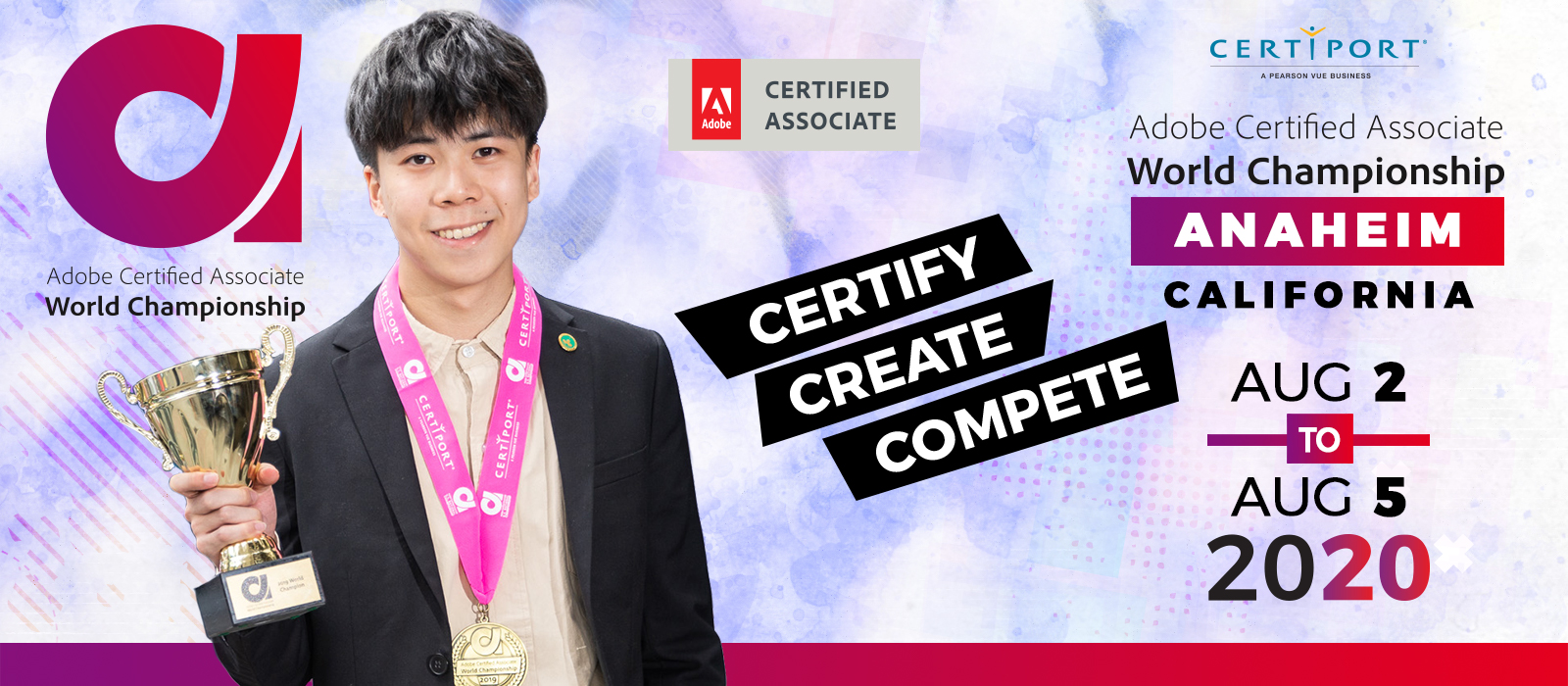 Adobe Certified Associate World Championship New York, New York